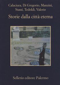 Libro Storie dalla città eterna