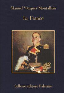 Libro Io, Franco Manuel Vázquez Montalbán