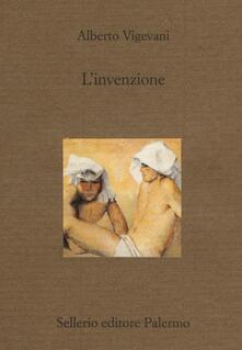 L' invenzione - Alberto Vigevani - copertina
