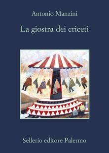 La giostra dei criceti - Antonio Manzini - ebook
