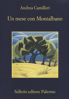 Antondemarirreguera.es Un mese con Montalbano Image