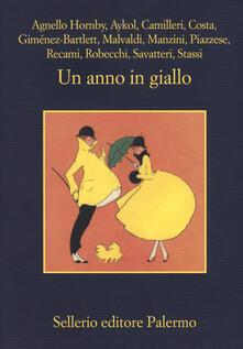Amatigota.it Un anno in giallo Image