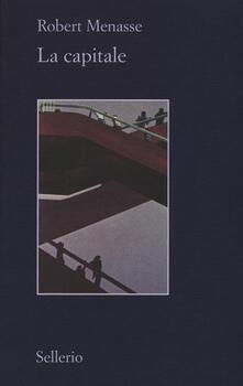 La capitale - Robert Menasse - copertina