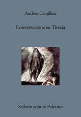 Libro Conversazione su Tiresia Andrea Camilleri