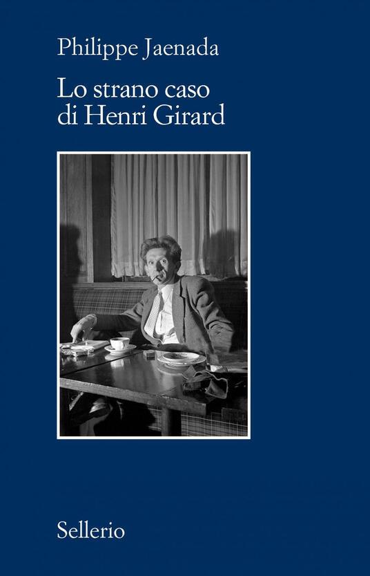 Lo strano caso di Henri Girard - Philippe Jaenada - copertina