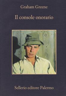 Il console onorario - Graham Greene - copertina