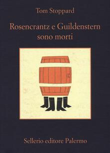 Cocktaillab.it Rosencrantz e Guildenstern sono morti Image