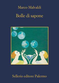 Libro Bolle di sapone Marco Malvaldi