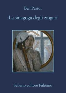 Libro La sinagoga degli zingari Ben Pastor