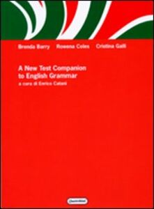 New test companion to english grammar (A)