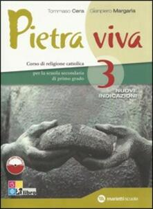 Radiospeed.it Pietra viva. Per la Scuola media. Con espansione online. Vol. 3 Image