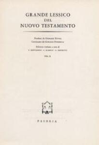 Grande lessico del Nuovo Testamento. Vol. 2