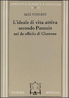 L' ideale di vita attiva secondo Panezio nel De officiis di Cicerone