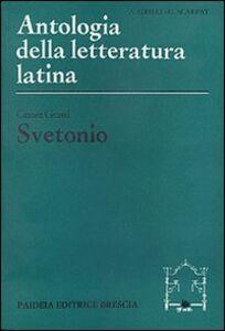 Libro Svetonio Cesare Grassi