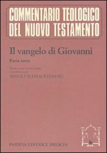 Daddyswing.es Il Vangelo di Giovanni. Vol. 3 Image