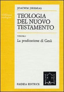 Capturtokyoedition.it Teologia del Nuovo Testamento. Vol. 1 Image