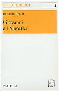 Giovanni e i sinottici