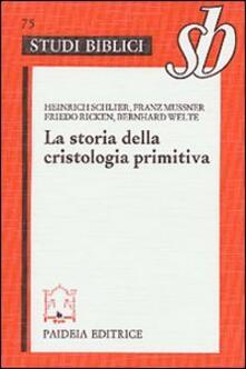 Ristorantezintonio.it La storia della cristologia primitiva. Gli inizi biblici e la formula di Nicea Image