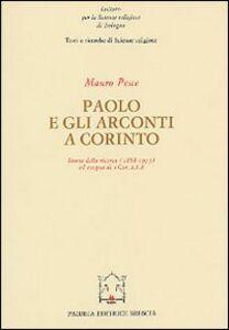 Paolo e gli Arconti a Corinto