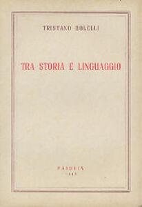 Tra storia e linguaggio