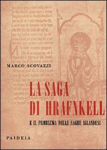 La saga di Hrafnkell e il problema delle saghe irlandesi