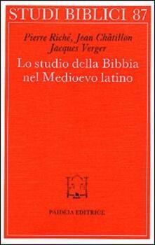 Criticalwinenotav.it Lo studio della Bibbia nel Medioevo latino Image