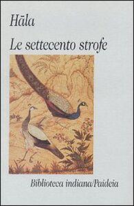 Le settecento strofe (Sattasai)