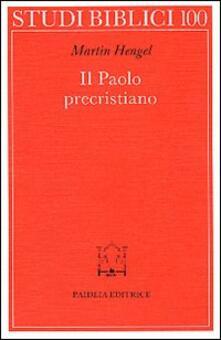 Liberauniversitascandicci.it Il paolo precristiano Image