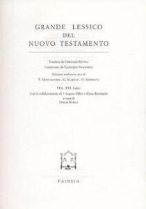 Grande lessico del Nuovo Testamento. Vol. 16
