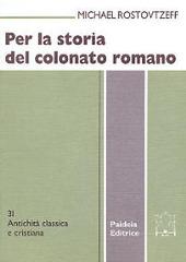 Per la storia del colonnato romano