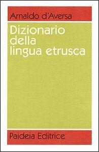 Dizionario della lingua etrusca