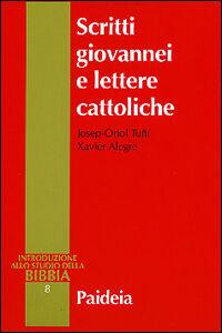 Scritti giovannei e lettere cattoliche