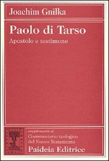 Secchiarapita.it Paolo di Tarso. Apostolo e testimone Image