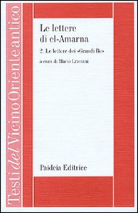 Libro Le lettere di el-Amarna. Vol. 2: Le lettere dei «Grandi re».