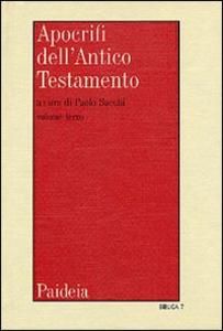 Libro Apocrifi dell'Antico Testamento. Vol. 3