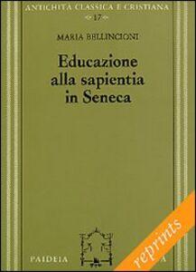 Educazione alla sapientia in Seneca