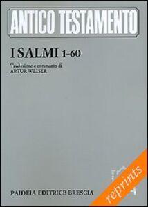I Salmi. Vol. 1: Ps. 1-60.