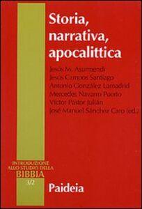 Libro Storia, narrativa, apocalittica Jesús M. Asurmendi
