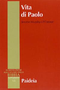 Libro Vita di Paolo Jerome Murphy O'Connor