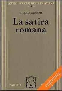 La satira romana