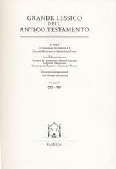 Grande lessico dell'Antico Testamento. Vol. 5: Mjm-Njr.