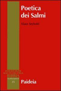 Libro Poetica dei Salmi Klaus Seybold