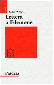 Lettera a Filemone