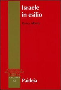 Israele in esilio. Storia e letteratura nel VI secolo a.C.
