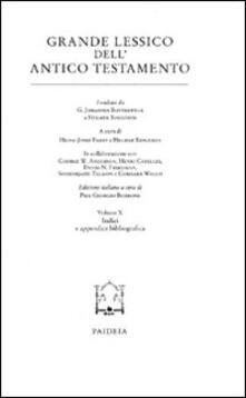 Rallydeicolliscaligeri.it Grande lessico dell'Antico Testamento. Vol. 10: Indici e appendice bibliografica. Image