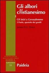 Gli albori del cristianesimo. Vol. 2/2: Gli inizi a Gerusalemme. Paolo, apostolo dei gentili.