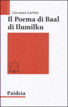 Camfeed.it Il poema di Baal di Ilumilku Image