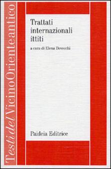 Filippodegasperi.it Trattati internazionali ittiti Image