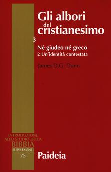 Amatigota.it Gli albori del cristianesimo. Vol. 3\2: Né giudeo né greco. Un'identità contestata. Image