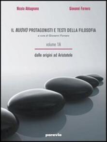 Criticalwinenotav.it Il nuovo Protagonisti e testi della filosofia. Per le Scuole superiori. Vol. 3: Da Schopenhauer alla bioetica. Image